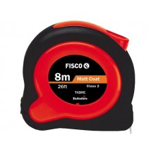 Fisco Tuf Lok Measuring Tape TK 8m
