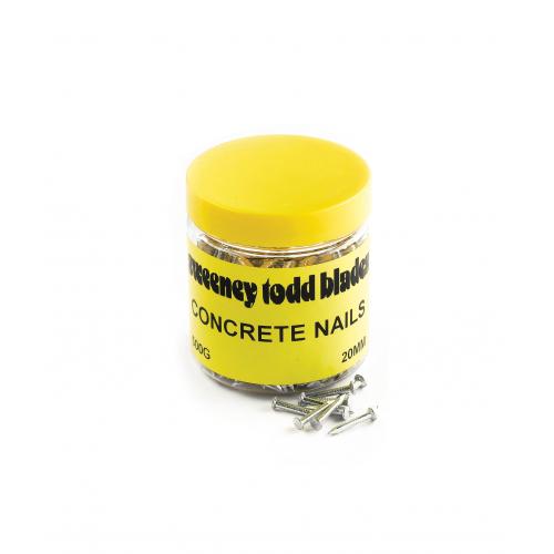 Concrete Nails 20mm 500g
