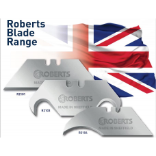 Roberts Heavy Duty Straight Blades