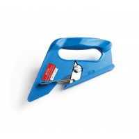 Carpet Cutter Blue Handle