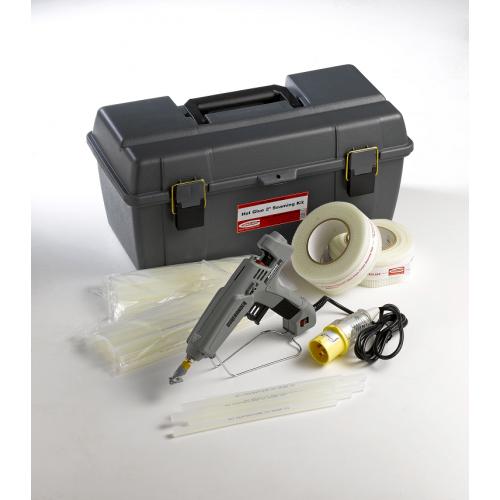 Gundlach Hot Melt Kit 110v