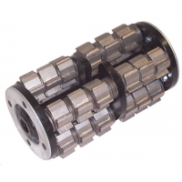Spe Bef 200 Heavy Duty Cage including Milling Cutters and Spacers