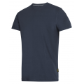 Snickers 2502 Classic T Shirt Blue
