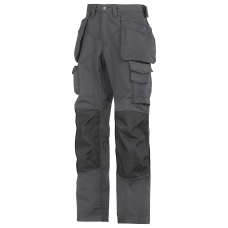 Snickers 3223 Floorlayer Trousers Grey