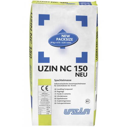 Uzin NC150 Smoothing Compound