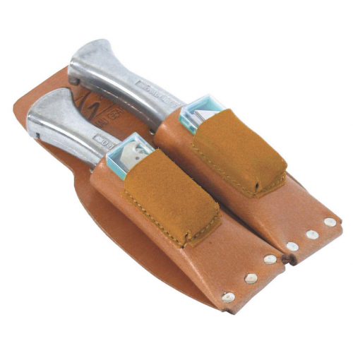 Wolff Double Knife Sheath