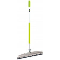 Wolff Smoothing Compound Rake 56cm inc Handle