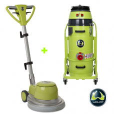 Wolff Samba + Vacuclean 2 Special Offer
