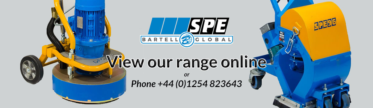 spe bartell global product range