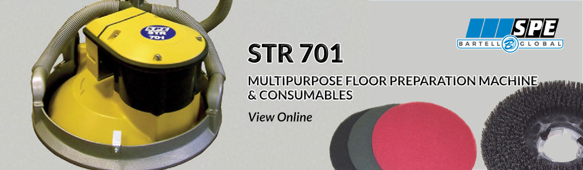 spe str 701 mulitpurpose machine
