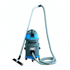 Janser Janvac 1600-h Power Dust Extractor Vacuum